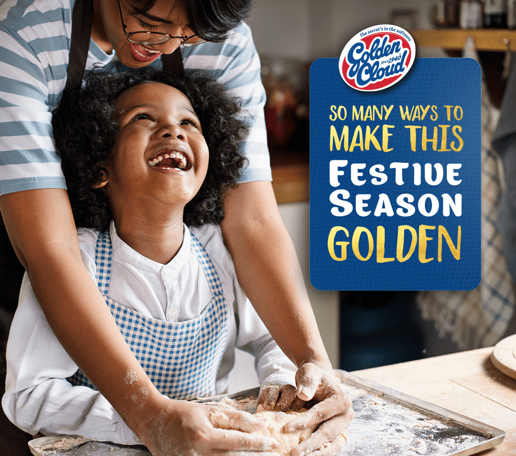 So Many Ways To Make This Festive Season Golden